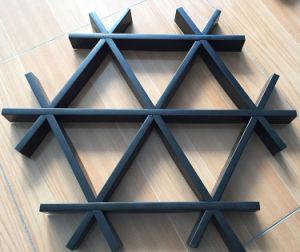 China Wholesale Powder Coat Moisture-Proof Artistic Aluminum Open Grid Suspended Ceiling Tile pictures & photos