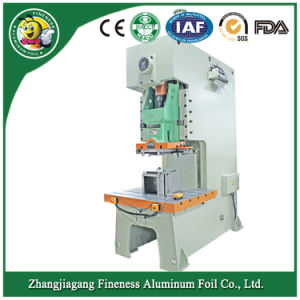 Aluminum Foil Food Container Making Machine Line Af-63t pictures & photos