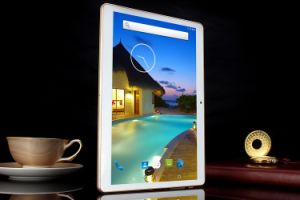 Best Low Price 10 Inch Tablet Touch Screen Quad Core Dual SIM Android 5.1 Tablet 4GB RAM Mtk6580 Tablet PC pictures & photos
