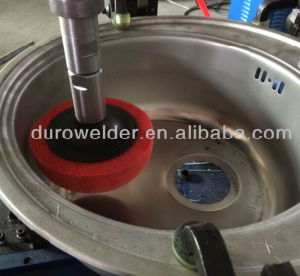 CNC Stainless Steel Sink Surface Polishing Machine pictures & photos