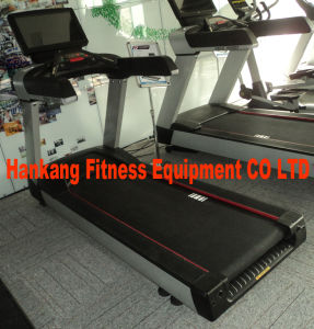 AC Deluxe Motorized Treadmill (HT-3000B) pictures & photos
