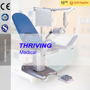 Hospital Electric Gynecology Examination Chair (THR-DH-S101) pictures & photos
