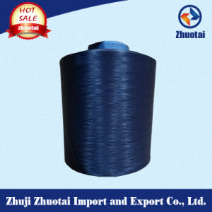 Polyester Yarn Dope Dyed DTY for Knitting Weaving 55D/36f pictures & photos