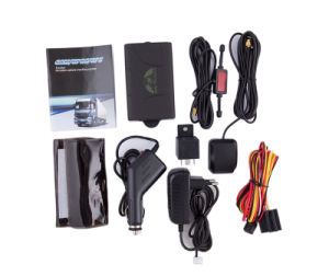 waterproof IP67 Magnetic Car GPS Tracker with Internal and External GPS GSM Antennas pictures & photos