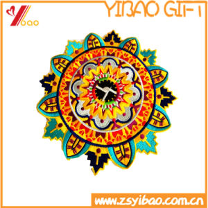 Flag Embroidery Badge, Embroidery Patches and Woven Label (YB-PATCH-412) pictures & photos