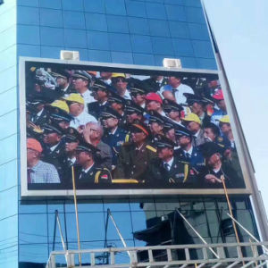 IP65 P4 SMD1921 Outdoor LED Display Billboard for Shopping Mall pictures & photos