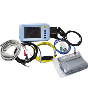 Touch Screen Handheld Patient Monitor (RPM-8000B) -Fanny pictures & photos