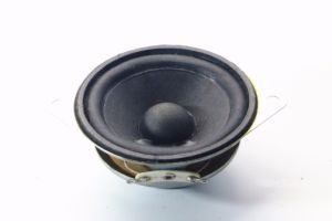 52mm 4-8ohm 1-3W Mini Speaker with RoHS pictures & photos