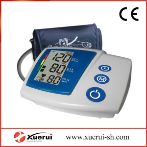 Upper Arm Automatic Blood Pressure Monitor with Ce Approved pictures & photos
