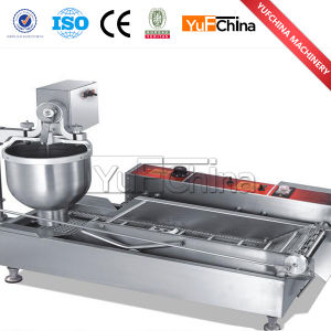 New Design Electricity Power Source Donuts Machine pictures & photos