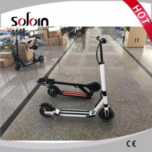 Foldable 2 Wheel Mobility Throttle Grip Electric Self Balance Scooter (SZE250S-5) pictures & photos