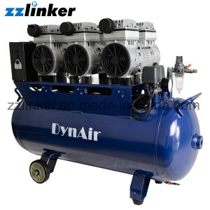 Medical Silent Oilless Oil Less Dental Oil Free Air Compressor pictures & photos