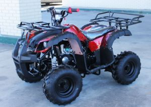 New Air Cooled 4 Stroke 250cc ATV Fully Auto Reverse M Red EEC ATV pictures & photos
