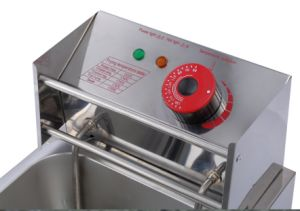 Cheap Electric Deep Fryer Machine for Sale pictures & photos