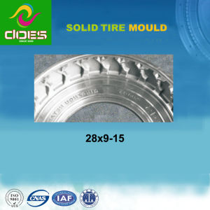 28X9-15 Solid Tubeless Tyre Mould pictures & photos