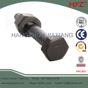 Twist off Type Tension Control Structural Bolts with Hex Head pictures & photos