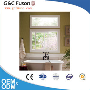 Ppt Aluminum Sliding Window for Bathroom pictures & photos