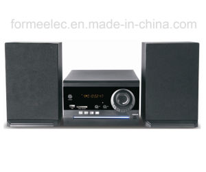 Mini CD Micro System MP3 CD Combo Player CD Boombox pictures & photos