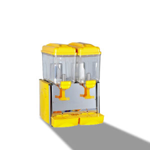 Commercial 2 Tank Ice Juice Dispenser pictures & photos