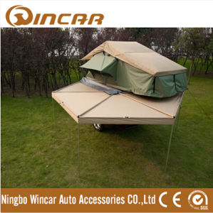 2*2m or 2.5*2.5m Polygon Side Awning Batwing Awning pictures & photos