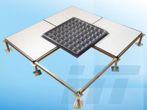 Top Quality Access Floor with High Load Capacity for Data Center pictures & photos