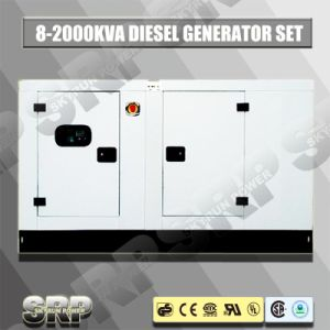 255kVA Electric Soundproof Diesel Generating Set Powered by Cummins Engine pictures & photos