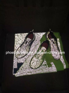 100cm Width Colored Reflective Fabric pictures & photos