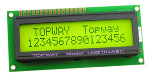 16X2 Character LCD Module Alphanumeric COB Type LCD Display (LMB162 serials) pictures & photos