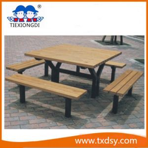 Good Quality Metal Garden Table and Chair pictures & photos