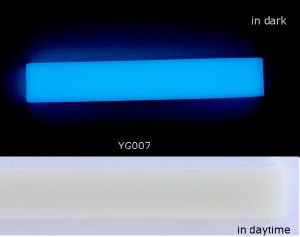 Glow-in-Dark Solid Surface (YG007) pictures & photos