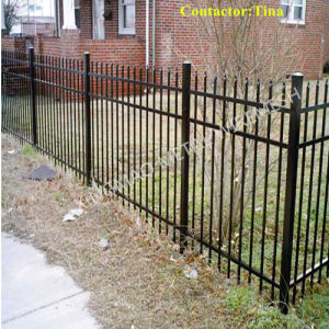 China Galvanized and PVC Residential Fencing/Residential Security Fence (XM3-30) pictures & photos