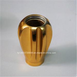 Lamp Shell Aluminum Parts, CNC Machining Parts pictures & photos