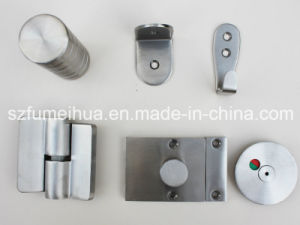 Fumeihua Zinc Alloy /Metal / Stainless Steel Toilet Partition Accessories pictures & photos