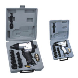 17 PC 1/2′′ Air Impact Wrench Kit (AT-5004SG|AT-5004) pictures & photos