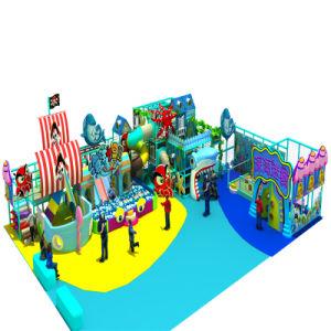 Fantastic Indoor Plastic Slide for Kindergarten Kids pictures & photos