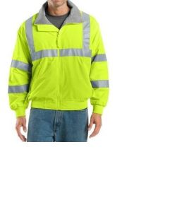 Enhanced Visibility Challenger Jacket with Reflective Taping pictures & photos