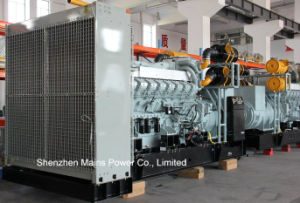 1400kVA Standby Power Japan Mitsubishi Diesel Generator Set pictures & photos