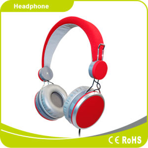 High Quality Stereo Ergonomic Design Comfortable Headphone pictures & photos
