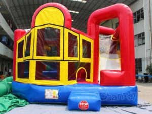 Hot-Selling Inflatable Bouncer Modular 5 in 1 Combo (chb606) pictures & photos