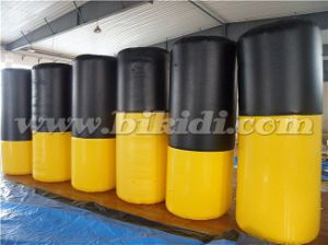 Inflatable Paintball Bunker Cylinder, Air Bunker Outdoor Games K8124 pictures & photos