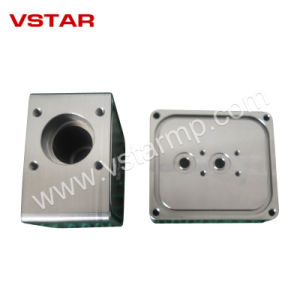 High Precision Machining Part by CNC Milling for Cutting Machine Factory ISO9001 pictures & photos