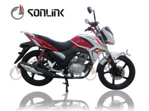 125/150cc Street Disc Brake Alloy Wheel Racing Bike Motorcycle (SL150-F1) pictures & photos
