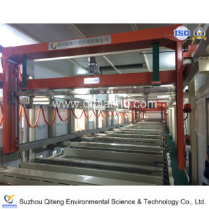 Single Channel Continuous Plating Line