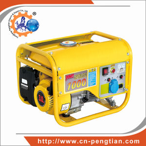1500-A06 with Fuel Tank Protector Gasoline Generator (1KW) pictures & photos