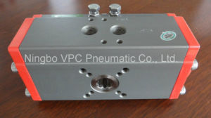 Rotary Pneumatic Actuator with Namur Solenoid Valve 4m310-08 pictures & photos