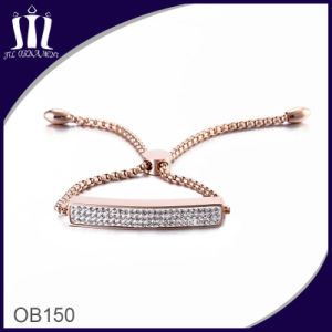 Vacuum Plated Color Stainless Wire Cable Bracelet pictures & photos