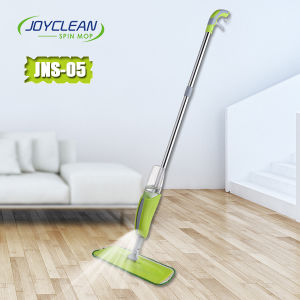 Joyclean Latest Cleaning Product Steel Pole Spray Mop Jns-05 pictures & photos