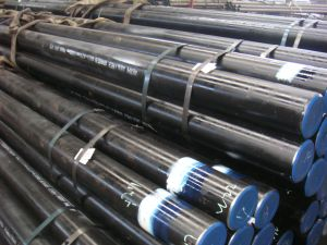 EN 10255 Non-Alloy Steel Tubes Suitable for Welding and Threading pictures & photos