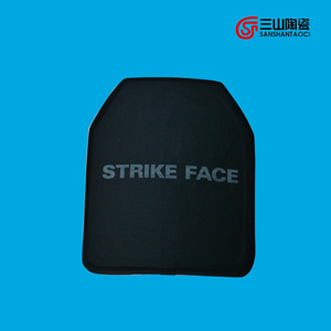 Silicon Carbide Bulletproof Ceramic Strike Face pictures & photos