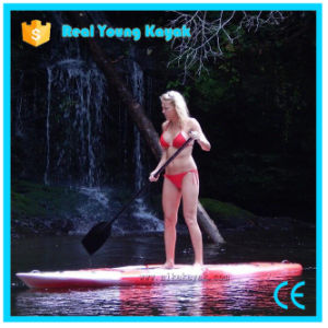 Plastic Cheap Kayak Paddle Sup Boards pictures & photos